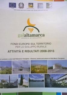 ATTIVITA' E RISULTATI 2008 2015 GAL ALTA MARCA
