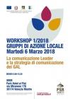 LA COMUNICAZIONE LEADER E LA STRATEGIA DI COMUNICAZIONE DEI GAL